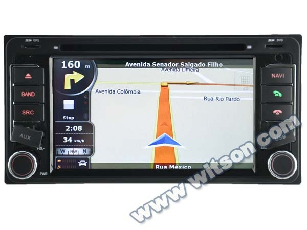 GPS Witson W2-D9120T